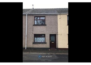 Thumbnail 2 bed terraced house to rent in Upperwoodland Street, Pontypool