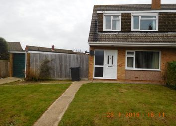 Thumbnail 3 bedroom semi-detached house to rent in Rosemount Lane, Honiton