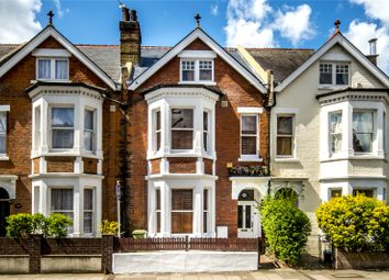 Thumbnail 5 bed terraced house to rent in Sandycombe Road, Kew, Richmond, Surrey
