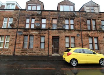 Thumbnail 1 bedroom flat for sale in Kelvin Street, Largs