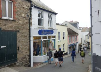 Thumbnail Retail premises for sale in Lostwithiel Street, Fowey