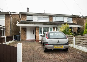 Thumbnail 4 bed semi-detached house to rent in Colburne Close, Burscough, Ormskirk