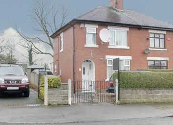 Thumbnail 3 bed semi-detached house for sale in Queensmead Road, Stoke-Ontrent, Staffordshire
