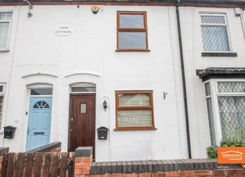 Thumbnail 2 bed terraced house for sale in Coronation Road, Pelsall, Walsall