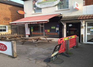 Thumbnail Retail premises for sale in Connaught Road, Brookwood, Woking