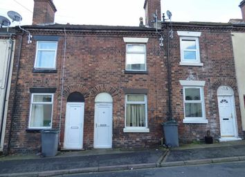 Thumbnail Terraced house for sale in Century Street, Hanley, Stoke-On-Trent