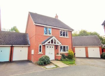 Thumbnail 4 bed detached house for sale in Church Walk, Burntwood
