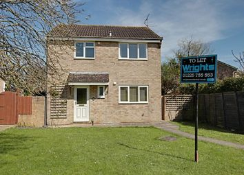 Thumbnail 3 bed detached house to rent in Wiltshire Drive, Trowbridge
