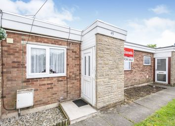 Thumbnail 2 bed semi-detached bungalow for sale in Telford Way, Thurnby Lodge, Leicester