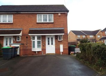 Thumbnail 2 bedroom property to rent in Fisher Close, Sutton In Ashfield