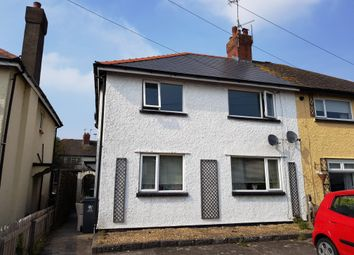 Thumbnail 1 bedroom flat to rent in Margam Road, Gabalfa, Cardiff