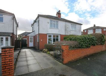 Thumbnail 2 bed semi-detached house for sale in Sharples Avenue, Bolton
