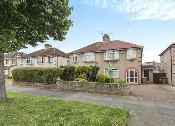 Thumbnail 3 bed semi-detached house for sale in Little Heath Road, Bexleyheath