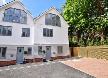 Thumbnail 4 bed town house for sale in Trevelyan Gardens, Loughton, Essex