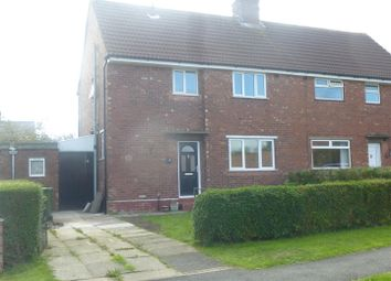 Thumbnail 3 bed semi-detached house to rent in Dunkirk Avenue, Winsford