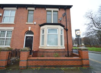Thumbnail 4 bedroom end terrace house for sale in Vine Street, Manchester
