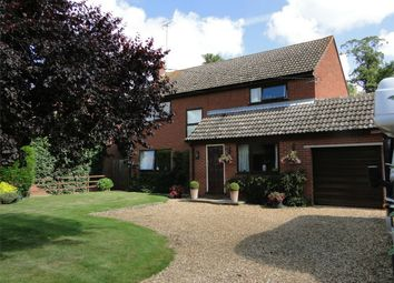 Thumbnail 4 bed detached house for sale in High Street, Lower Dean, Huntingdon