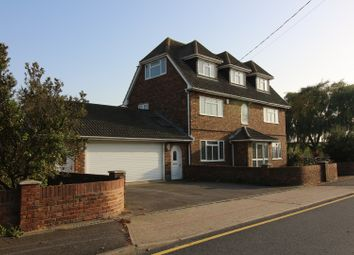 Thumbnail 5 bed detached house for sale in Leigh Road, Canvey Island