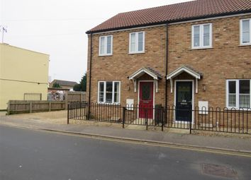 Thumbnail 2 bed end terrace house to rent in Kirkgate Street, Wisbech