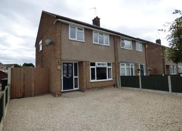Thumbnail 3 bedroom semi-detached house for sale in Ribblesdale Road, Long Eaton, Nottingham, Derbyshire