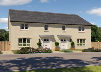 """Thumbnail 3 bed semi-detached house for sale in """"Traquair"""" at Kirkintilloch, Glasgow"""