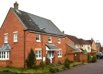 Thumbnail 4 bed detached house for sale in Birdland Avenue, Bo'ness