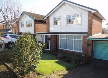 3 bed link-detached house for sale in Bean Leach Drive, Offerton, Stockport SK2