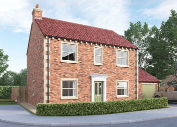 Thumbnail 4 bed detached house for sale in Plot 11, The Paddocks, Rillington, Malton