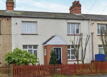 Thumbnail 3 bed terraced house for sale in Western Road, Bletchley, Milton Keynes