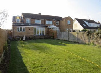Thumbnail 4 bedroom semi-detached house to rent in Main Street, Hickling, Melton Mowbray