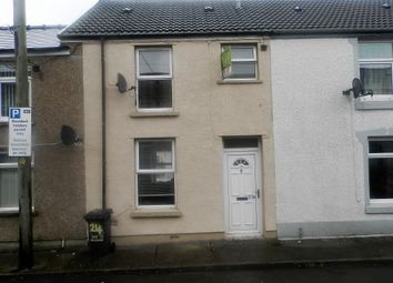 Thumbnail 2 bed terraced house to rent in Bute Street, Aberdare