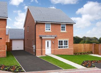 "Thumbnail 4 bed detached house for sale in ""Chester"" at Bradford Road, East Ardsley, Wakefield"