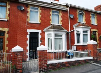 Thumbnail 3 bed terraced house for sale in Park Street, Kenfig Hill, Bridgend, Mid Glamorgan