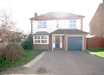 Thumbnail 4 bed detached house for sale in Middle Greeve, Wootton Fields, Northampton, Northamptonshire