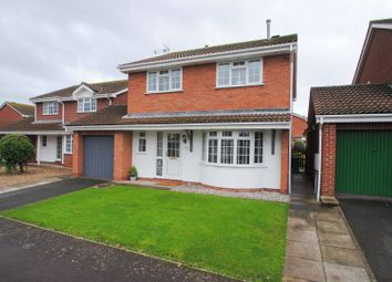 Thumbnail 4 bed detached house for sale in Finches Way, Burnham-On-Sea