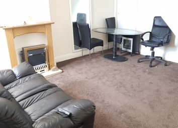 Thumbnail 3 bed flat to rent in Kirby Road, West End, Leicester