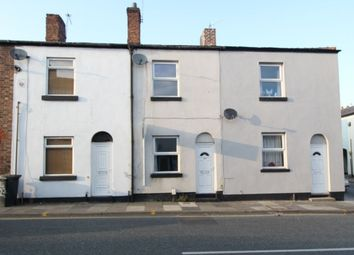 Thumbnail 2 bed terraced house to rent in Park Lane, Macclesfield
