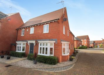 Thumbnail 4 bedroom detached house for sale in Battle Meadow, Aylesbury