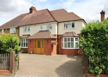 Thumbnail 4 bed semi-detached house for sale in High Road, Broxbourne