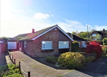 Thumbnail 3 bed detached bungalow for sale in Park Avenue, Markfield