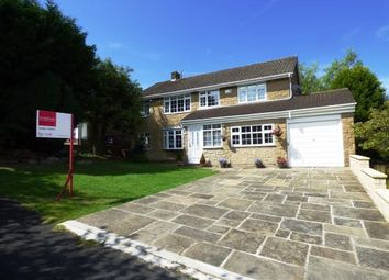 Thumbnail 5 bed detached house for sale in Hill View, Whaley Bridge, High Peak