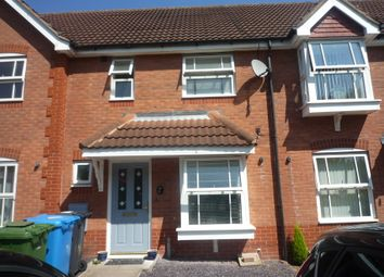 Thumbnail 3 bed terraced house to rent in Heron Drive, Penkridge