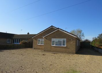 Thumbnail 3 bed detached bungalow for sale in Seagate Road, Long Sutton, Spalding