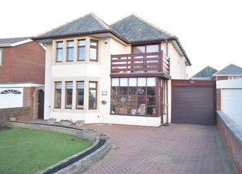 Thumbnail 4 bed detached house for sale in Clifton Drive, Blackpool