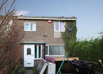 Thumbnail 3 bed terraced house for sale in Thorntree Gardens, Ashington, Northumberland