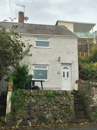 Thumbnail 2 bed end terrace house to rent in Caernarfon Road, Y Felinheli