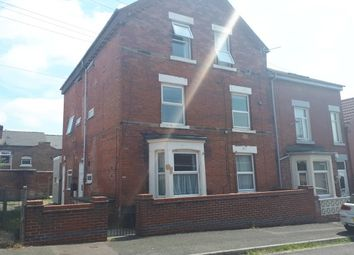 Thumbnail 1 bed flat to rent in Northumberland Street, New Normanton, Derby