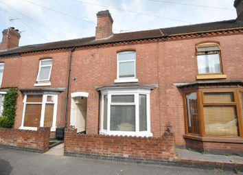 Thumbnail 2 bed terraced house for sale in Carlton Street, Horninglow, Burton-On-Trent