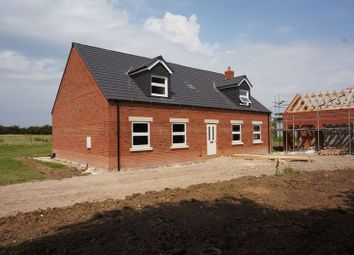 Thumbnail 5 bed detached bungalow for sale in Station Road, North Thoresby, Grimsby
