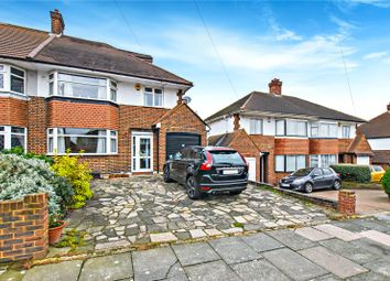 Thumbnail 4 bed semi-detached house for sale in Townley Road, Bexleyheath, Kent